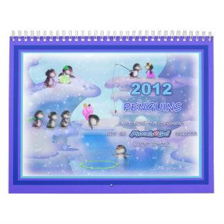 Calendario del pingüino