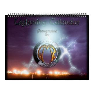 Calendario del relámpago