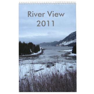 Calendario del río