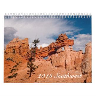 Calendario del sudoeste 2013