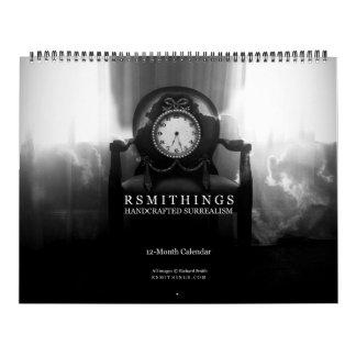 Calendario del surrealismo - publicación mensual
