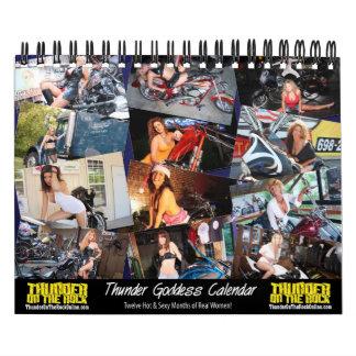 Calendario del THOR 2011