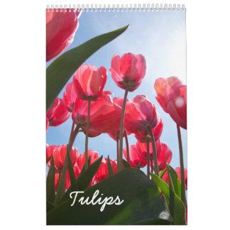 Calendario del tulipán