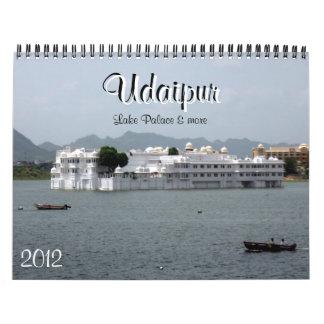 calendario del udaipur 2012