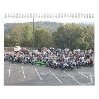 Calendario del VROC de Stewey 2009