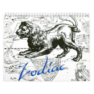 Calendario del zodiaco