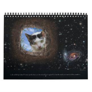 Calendario descarado, filosófico, surrealista