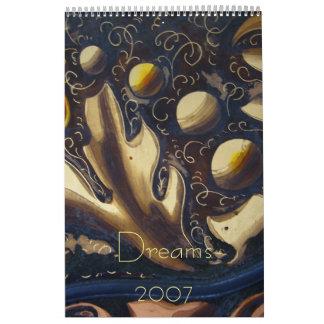 CALENDARIO Dreams2007