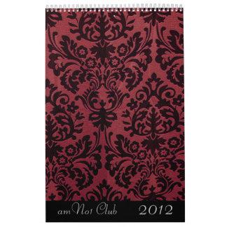 Calendario elegante