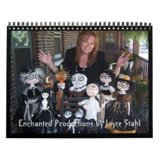 Calendario encantado de 2012 producciones