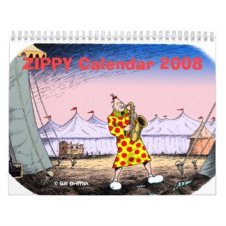 Calendario ENÉRGICO 2008