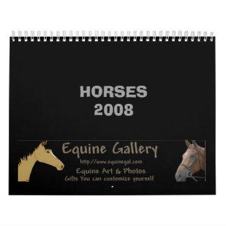 Calendario equino