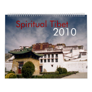 Calendario espiritual de Tíbet 2010