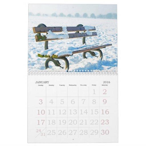 Calendario estacional 2014 de la ampliación de