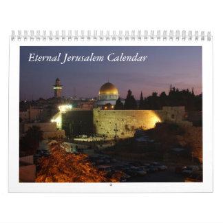 Calendario eterno de Jerusalén