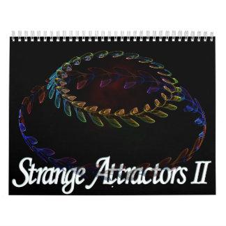 Calendario extraño II de Attractors