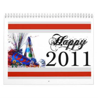 Calendario feliz 2011