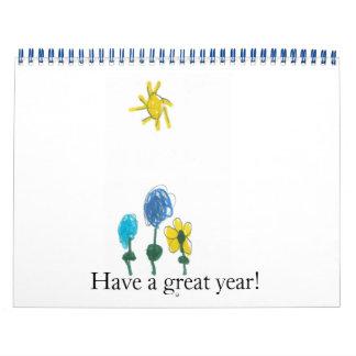 Calendario feliz 2012-2013