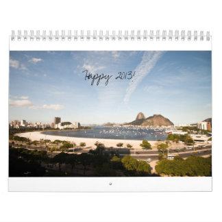 Calendario feliz 2013
