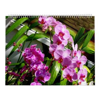 Calendario floral