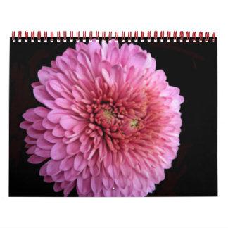 Calendario floral actualizado