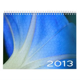 Calendario floral de la foto 2013