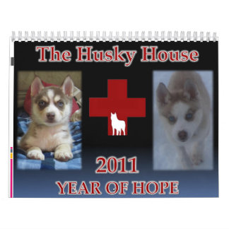 Calendario fornido de la casa 2011