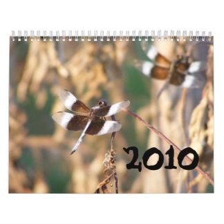 Calendario fotográfico 2010 de las imágenes