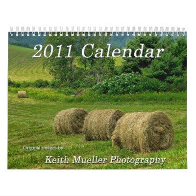 Calendario fotográfico 2011