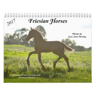 Calendario frisio del caballo
