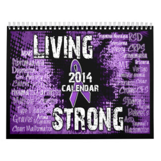 Calendario fuerte vivo de la conciencia