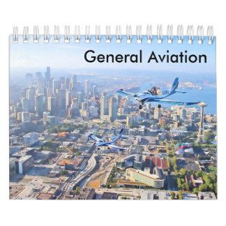 Calendario general de la aviación