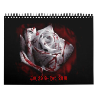 Calendario gótico 2010