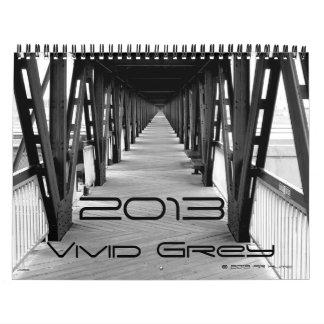 Calendario GRIS VIVO