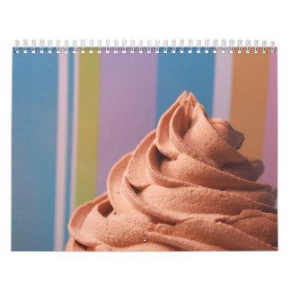 Calendario helado de las falsificaciones 2009