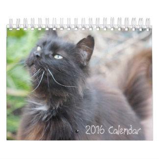 Calendario hermoso 2016