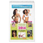 Calendario ideal del cuerpo de las mujeres negras