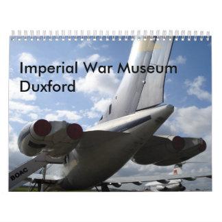 Calendario imperial del museo de la guerra