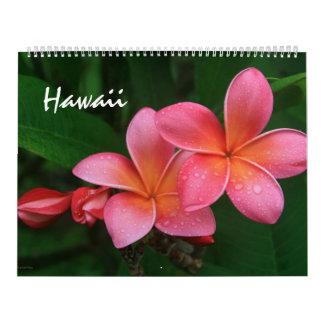 Calendario impreso personalizado 2014 de Maui