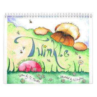 Calendario impreso personalizado de