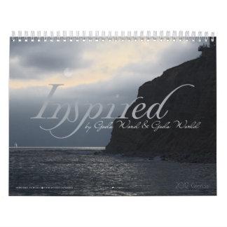 Calendario INSPIRADO 2012