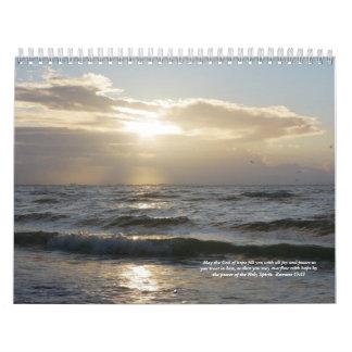 Calendario inspirado 2013