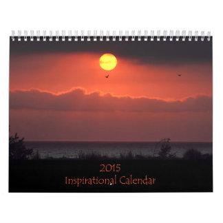 Calendario inspirado de la naturaleza 2015
