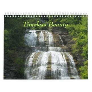 Calendario intemporal de la belleza