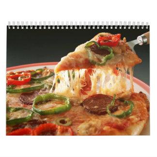Calendario internacional 2012 de las cocinas