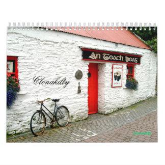 Calendario irlandés tradicional