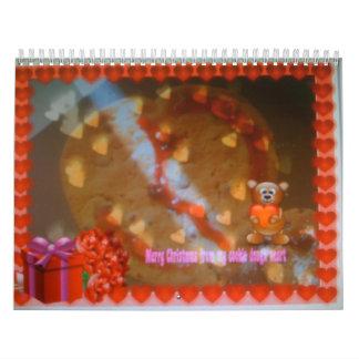 calendario joyfilled 2012