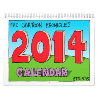 Calendario judío 2014 - 5774/5775