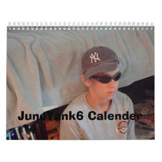 Calendario JuneYank6