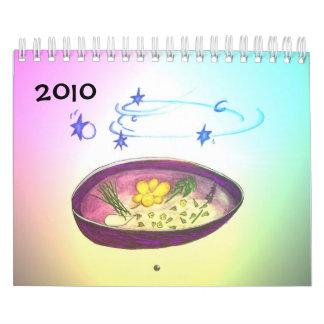 Calendario mágico de los niños